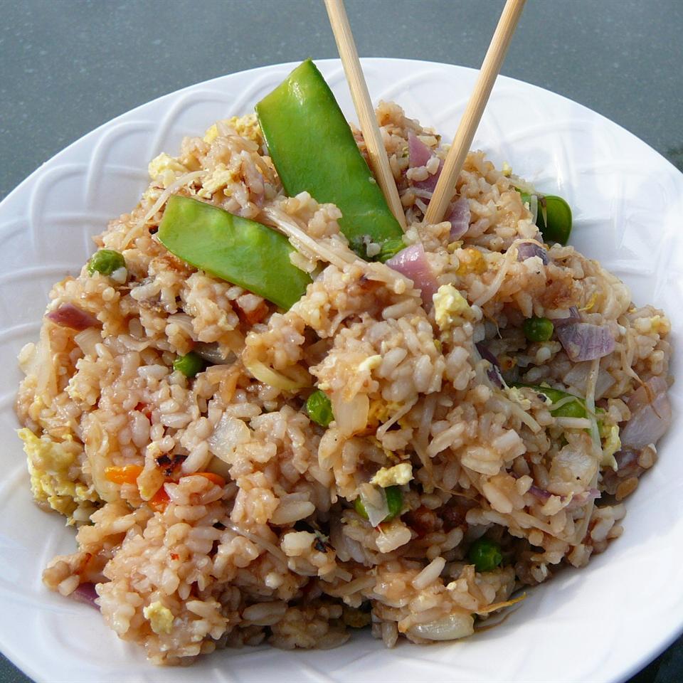 Ψητό ρύζι
