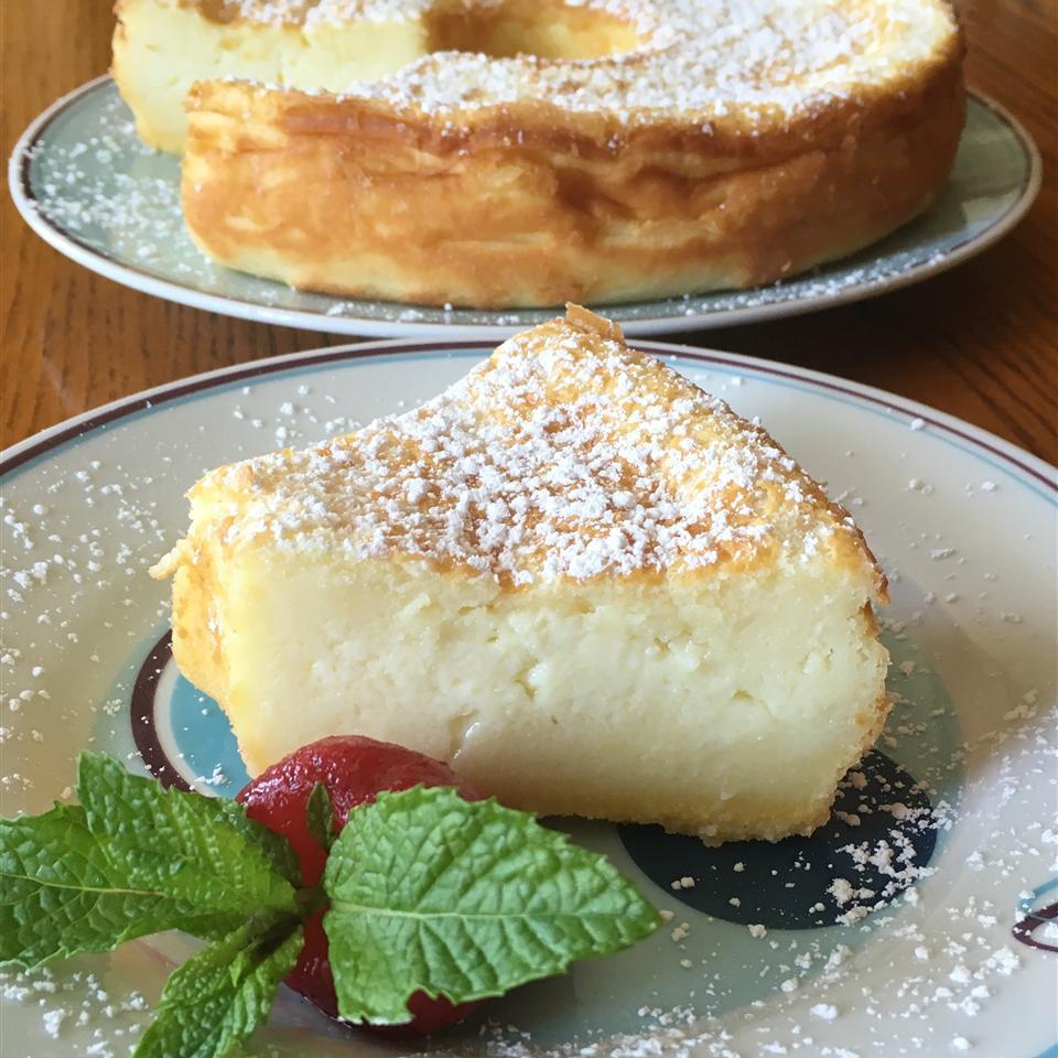 Κρεμώδες κέικ αραβοσίτου